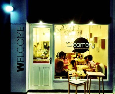 Creamery Boutique Ice Cream U-Center