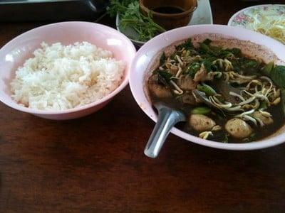 ก๋วยเตี๋ยวลำดวน (Lam Duan Noodle)