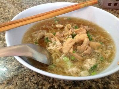 ก๋วยเตี๋ยวโชคอำนวย (เกียมอี๋) (Chok Amnuay Noodle) พิษณุโลก