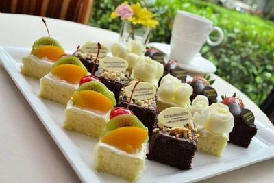 Princess Cafe, Royal Princess Larn Luang Hotel Royal Princess Larn Luang, Bangkok