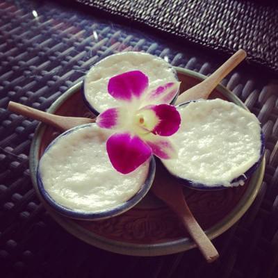 ขนมถ้วยโบราณ ของหวานจานโปรด !!