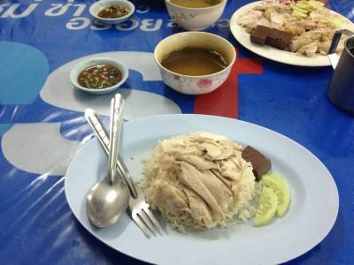 ราชาข้าวมันไก่ (หมู่บ้านทิพวัล)