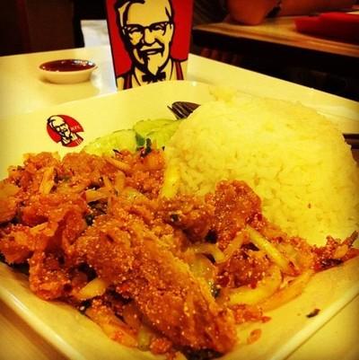 KFC (เคเอฟซี) เซ็นจูรี่เดอะมูฟวี่พลาซ่า