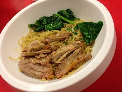 Hongkong Noodle (ฮ่องกงนู้ดเดิ้ล) เทเวศร์
