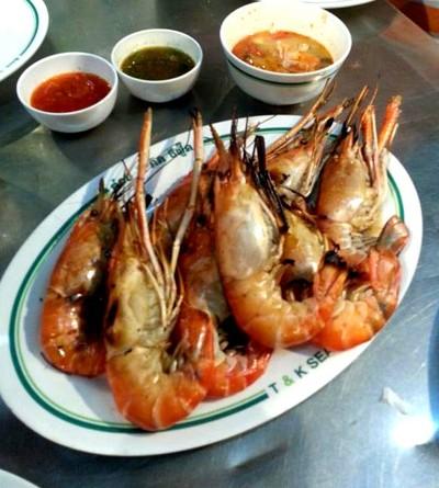 ต๋อย & คิด ซีฟู้ด (T&K Seafood)