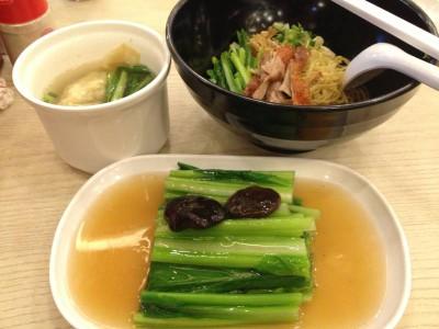 Hongkong Noodle (ฮ่องกงนู้ดเดิ้ล) เสนาเฟสท์ติวัล
