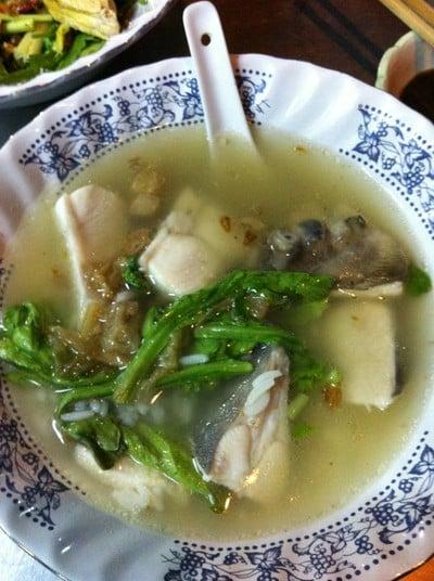 เซี่ยงกี่ข้าวต้มปลา (Siang Ki Khaotom Pla)