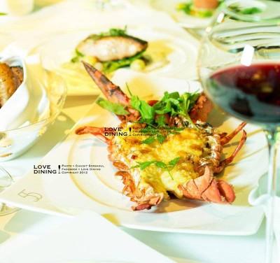 Maine Lobster Themidor