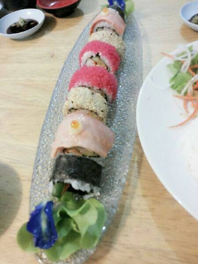 JUNT SUSHI ตรัง