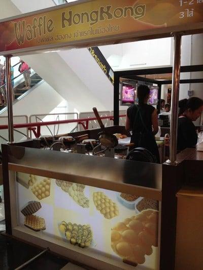 Waffle Hongkong Union Mall ชั้น 2