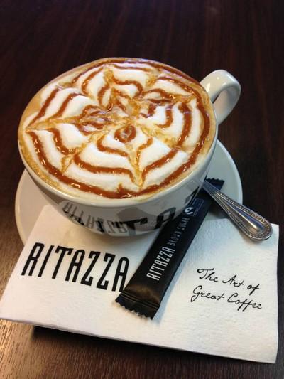 Caffe Ritazza (คาเฟ่ ริทาซซ่า) สนามบินหาดใหญ่