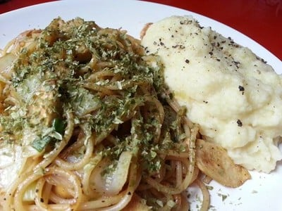 Spaghetti Bar เต๊นท์ชมพู