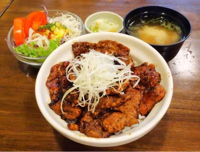 Hokkaido Butadon Tokachi สีลม ซอย 6