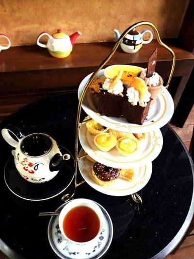 Afternoon Tea/⭐⭐
