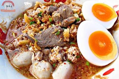เตี๋ยวไข่ ในซอย (TiewKaiNaiSoi) ยะลา
