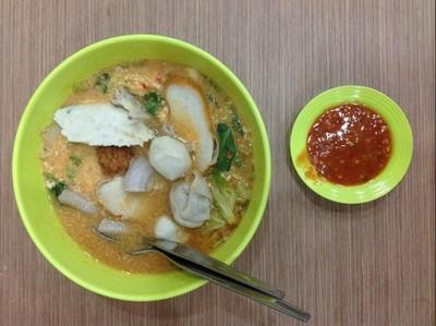 เจียงลูกชิ้นปลา (Jiang Fish Ball) ฟิวเจอร์พาร์ครังสิต