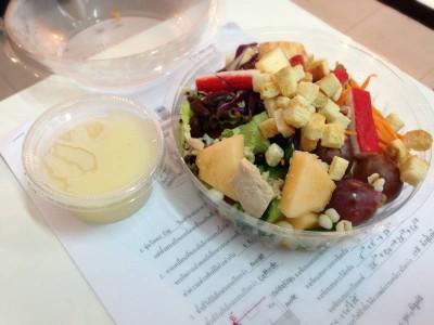 Salad willing