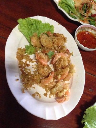 ร้านอาหารตาเพ็งปลาเผา (TA PHENG PLA PHAO RESTAURANT)
