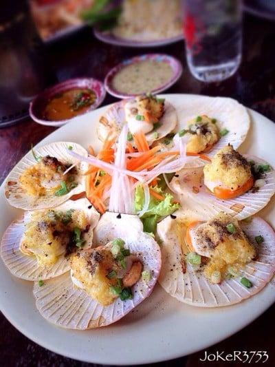 O.X. Seafood (โอเอ็กซ์ ซีฟู้ด)