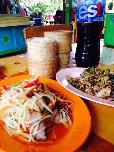 ร้านอาหารไทย-ลาว