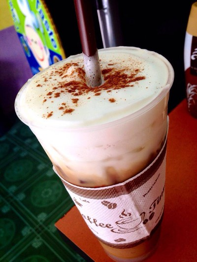 Coffee First ตลาดดอนหวาย