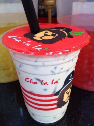 Cha La La (ชาลาล่า) ตลาดเจ๊วารี
