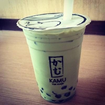 Kamu Tea (คามุทีชานมไข่มุก) นราธิวาสราชนครินทร์