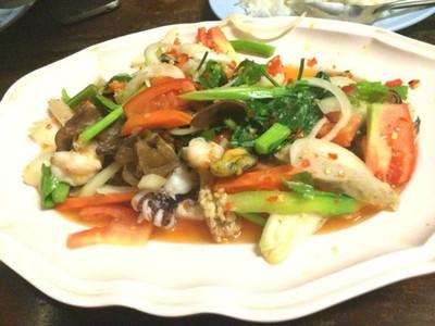 สวนอาหารอ. กุ้งเผา (O KUNG PHAO RESTAURANT) มุกดาหาร