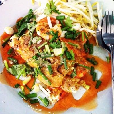 หอยทอดผัดไทยขนมผักกาดเจ๊นี้