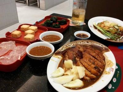 MK Restaurants โรบินสัน กาญจนบุรี