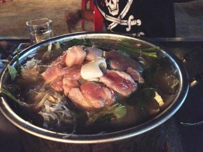 บานเย็นหมูย่างเกาหลี ยางใหญ่