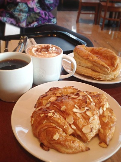 Starbucks ฮอลล์ 5 เมืองทองธานี