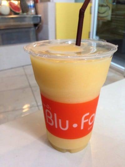 Blu•Fah Juice•Coffee