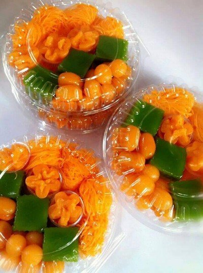 ขนมไทย Bunny Sweetie (ขนมไทย)