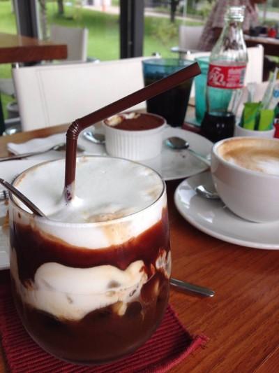 Moccha & Latte