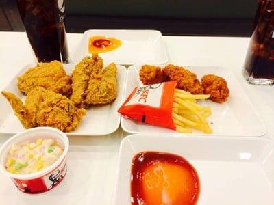 KFC เซ็นทรัลเฟสติวัล เชียงใหม่