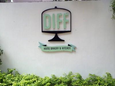 Diff Home Bakery & Kitchen (ดิฟ โฮมเบเกอรี่แอนด์คิทเช่น)
