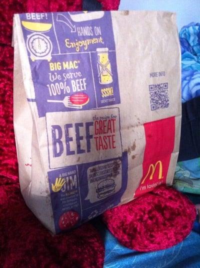 McDonald's ไนท์บาซ่าร์