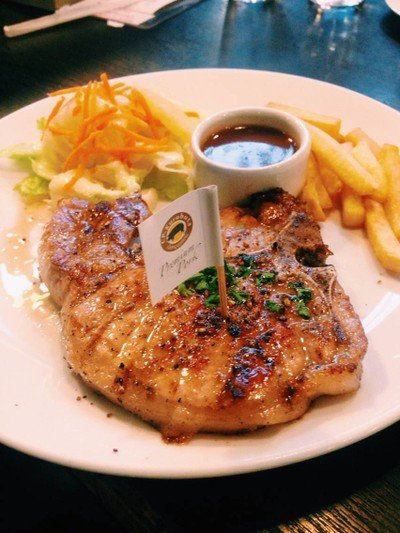 Santa Fe' Steak (ซานตา เฟ่ เสต็ก) เอสพลานาด รัชดา ชั้น G