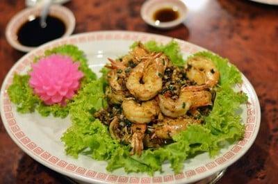 ภัตตาคารอาหารจีนไดนาสตี้ (Dynasty Chinede Restaurant) Topland  Hotel