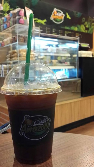 Cafe Amazon (คาเฟ่ อเมซอน) ปตท.ราชพฤกษ์ 2