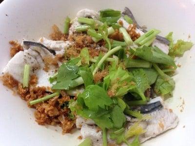 ข้าวต้มปลาเจ๊หนับ
