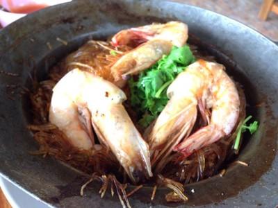 บ้านเขาหลักซีฟู๊ด (BAAN KHAO LAK SEA FOOD RESTAURANT)