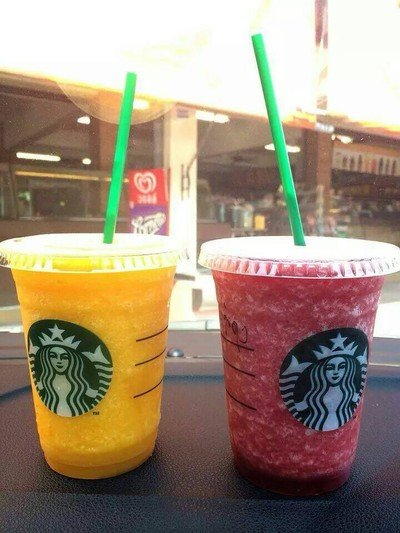 Starbucks (สตาร์บัคส์) Motorway ขาออก ร้านที่ 2
