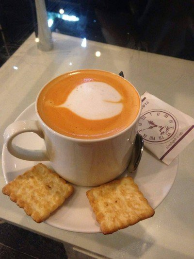 โรงสีกาแฟ