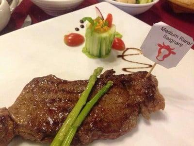 Patrick's Steakhouse Pattaya (แพทริคส์ สเต็กเฮ้าส์ พัทยา)