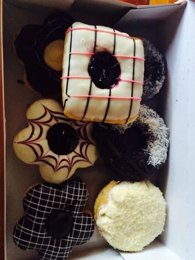 Dunkin' Donuts เซ็นทรัลพลาซ่าอุดรธานี