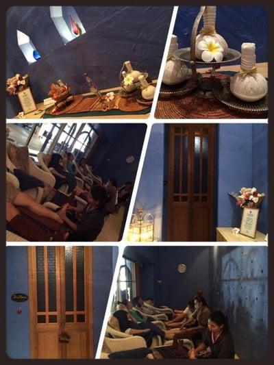 เอนกาย Heritage Original Thai Massage (เอนกาย นวดแผนไทย) ฟิวเจอร์พาร์ครังสิต