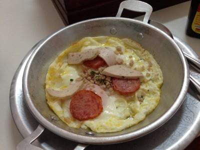อิ่มเอมไข่กระทะ