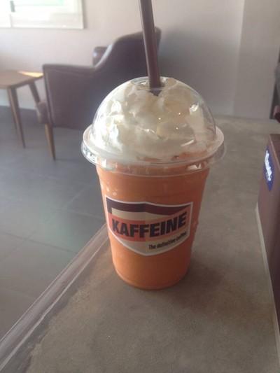 Kaffeinecoffee เวียงกุมกามเชียงใหม่